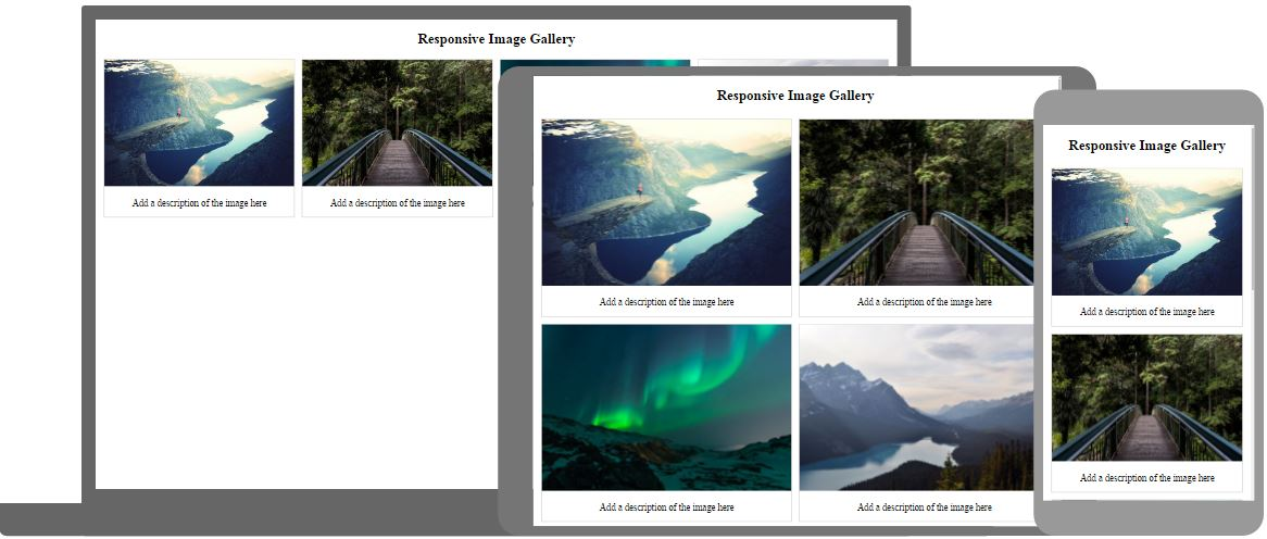 27 stunning html bootstrap image slideshow and gallery examples.